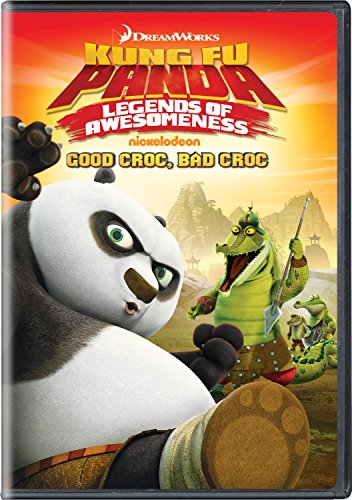 Kung Fu Panda: Legends of Awesomeness - Good Croc, Bad Croc DVD