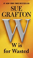 Book Cover: W is for Wasted by Sue Grafton