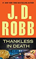 Book Cover: Thankless in Death by J D Robb