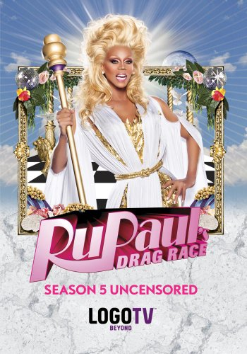 RuPaul's Drag Race: Season 5 Uncensored DVD