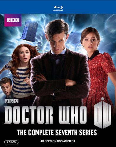 Doctor Who: The Complete Seventh Series  DVD