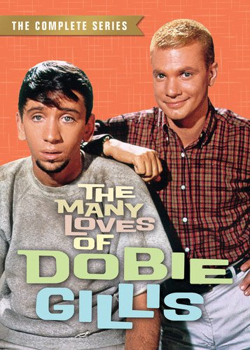The Many Loves of Dobie Gillis: The Complete Series cover