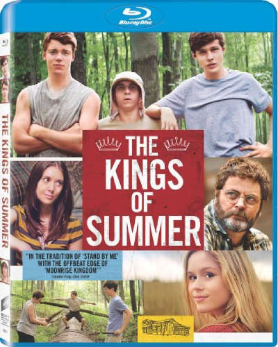 The Kings of Summer [Blu-ray] DVD