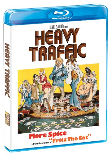 Heavy Traffic cover