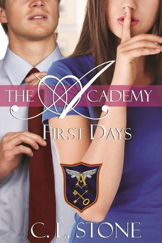 View The Academy - First Days (Year One, Book Two) (The Academy Series) on Amazon