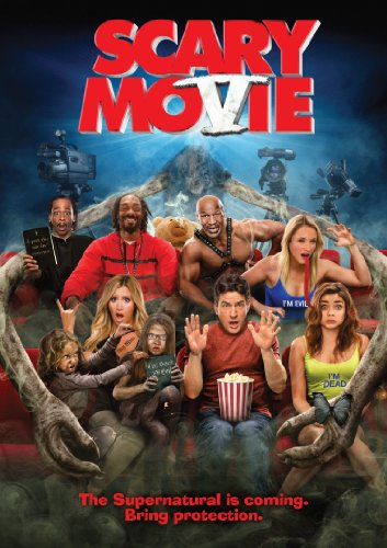 Scary Movie 5 DVD