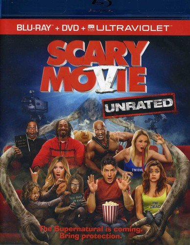 Scary Movie 5 [Blu-ray] DVD