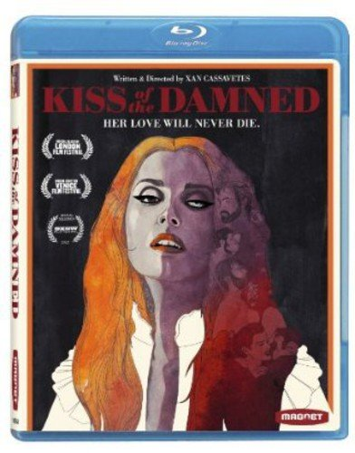 Kiss of the Damned [Blu-ray] DVD