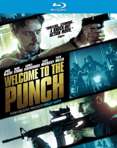 Welcome to the Punch [Blu-ray] DVD