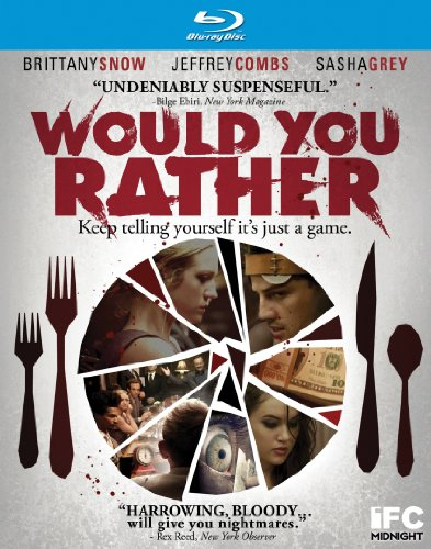 Would You Rather [Blu-ray] DVD