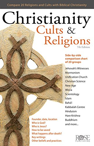 Christianity, Cults & Religions