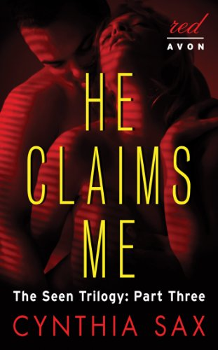 Book He Claims Me