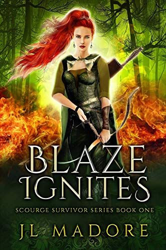 Blaze Ignites by JL Madore