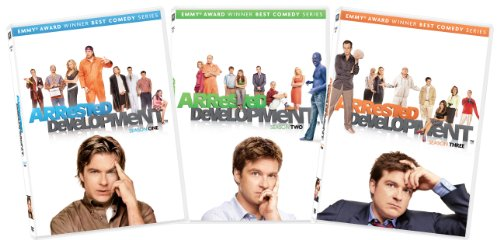 Arrested Development: Seasons 1-3 DVD