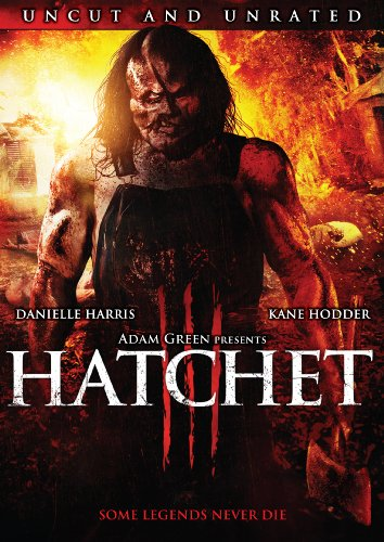 Hatchet III DVD