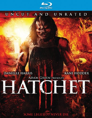 Hatchet III [Blu-ray] DVD