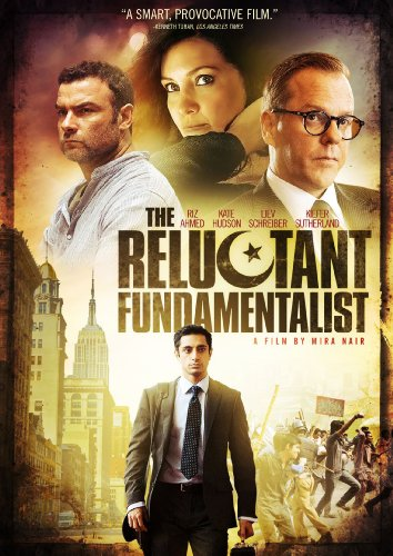 The Reluctant Fundamentalist DVD