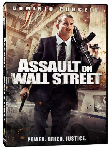 Assault on Wall Street DVD