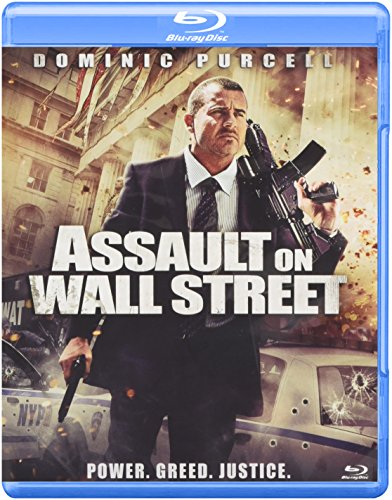 Assault on Wall Street [Blu-ray] DVD