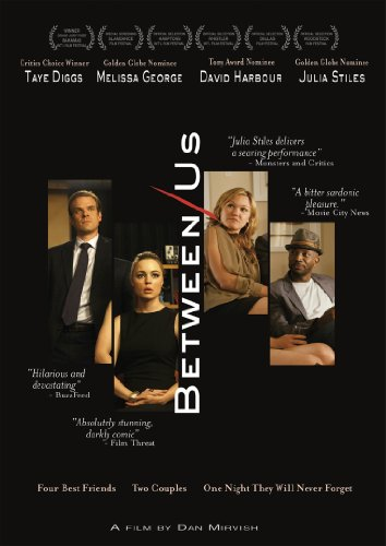 Between Us DVD