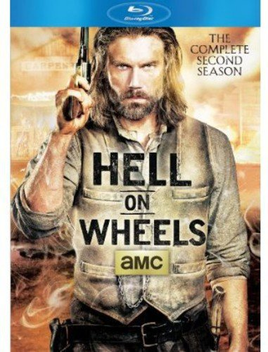 Hell on Wheels: The Complete Second Season [Blu-ray] DVD