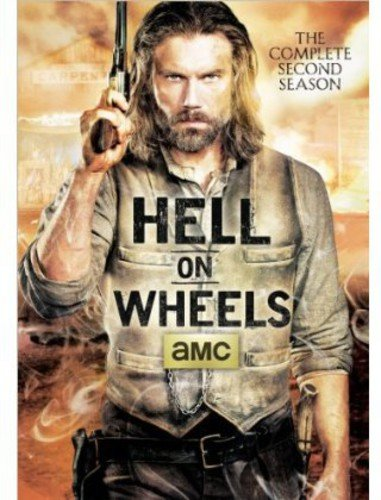Hell on Wheels: The Complete Second Season DVD