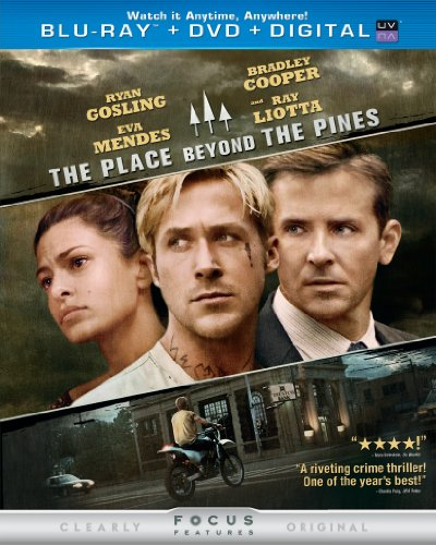 The Place Beyond the Pines [Blu-ray] DVD