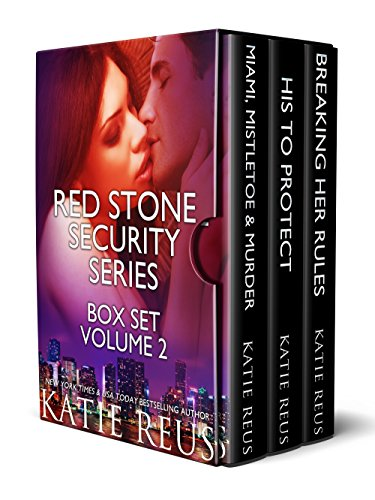 Book Red Stone Security Box Set Vol 2