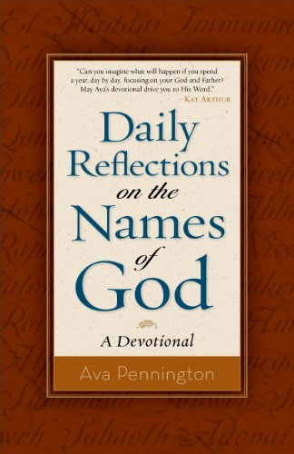 Daily Reflections on the Names of God