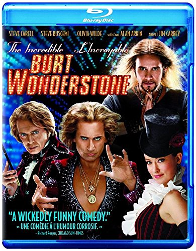 The Incredible Burt: Wonderstone [Blu-ray] DVD