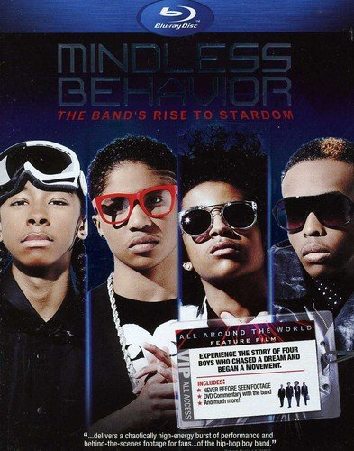 Mindless Behavior: All Around the World  DVD