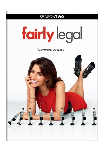 Fairly Legal: Season Two DVD