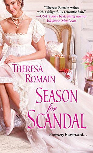 Book Season for Scandal