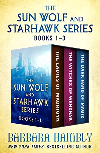 Book The Sun Wolf and Starhawk Series - Barbara Hambly