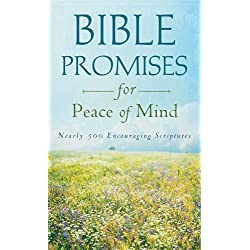Bible Promises for Peace of Mind