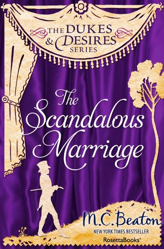 Book The Scandalous Marriage