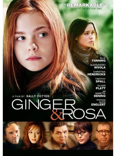 Ginger & Rosa DVD