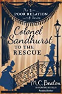 Book Cover: Colonel Sandhurst to the Rescue by M C Beaton