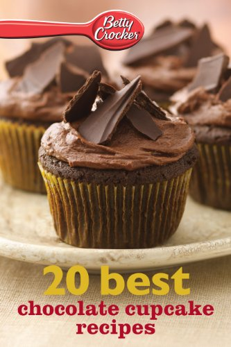 Book Betty Crocker 20 best chocolate cupcake recipes