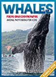 Free Kindle Book : Whale Facts and Cool Pictures. Animal Photo Books for Kids.