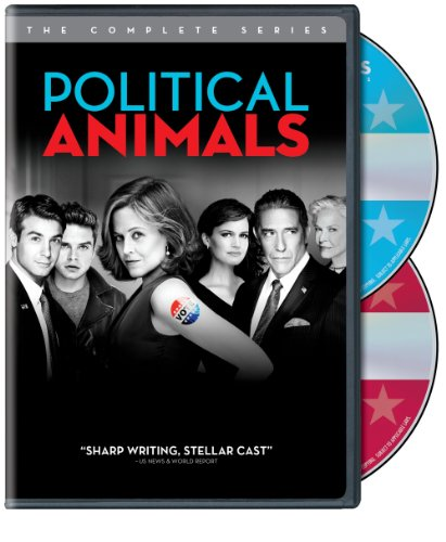Political Animals: The Complete Series DVD