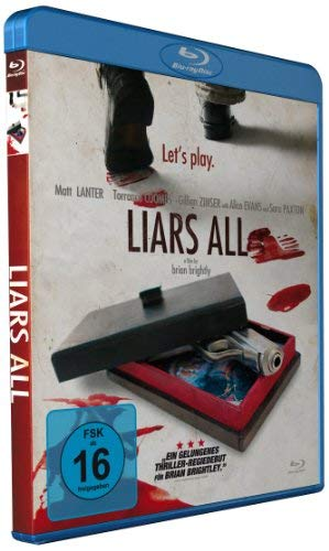 Liars All DVD