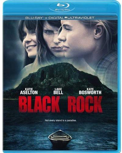 Black Rock [Blu-ray] DVD