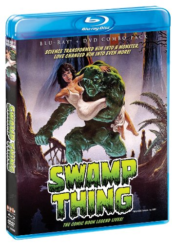 Swamp Thingcover