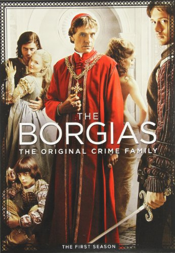 Borgias: Three Season Pack DVD