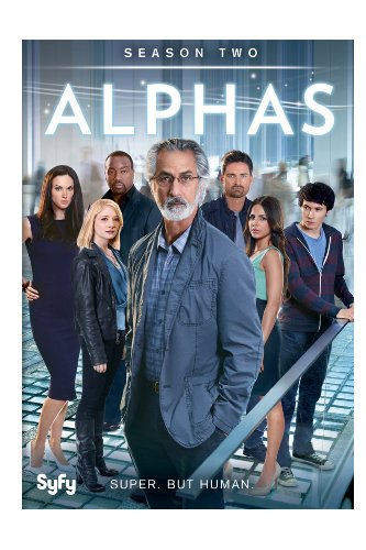Alphas: Season Two DVD