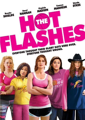 The Hot Flashes DVD