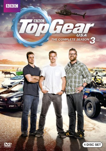 Top Gear: The Complete Thrid Season  DVD