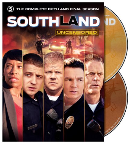 Southland: The Complete Fifth & Final Season DVD