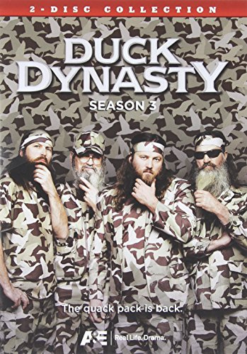 Duck Dynasty: Season 3 DVD